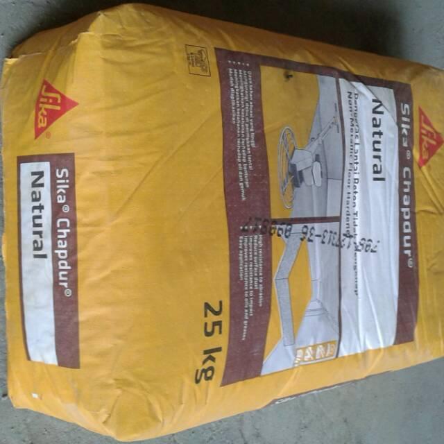 Sika Chapdur Floor Hardener Shopee Indonesia