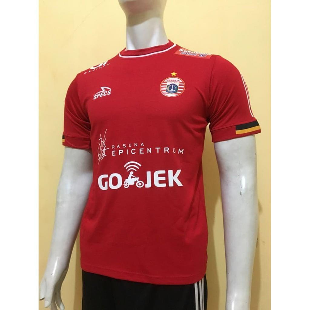 Baju Jersey Persija Home Afc Cap Liga 1 2018 2019 Berkualitas Retro Manchester United Third 3rd 2002 2003 Full Patch Ucl Nama Pemain Font Shopee Indonesia
