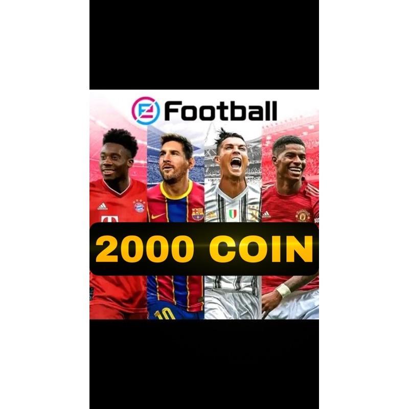 COIN PES2021, 2000 COIN 50000
