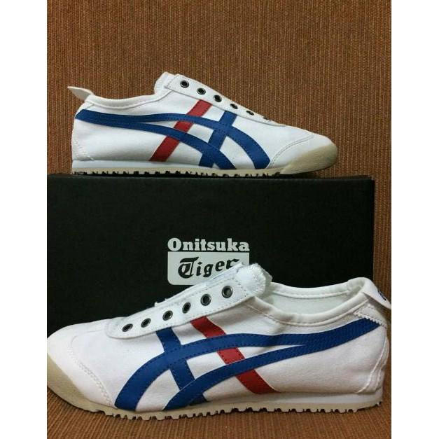 Sepatu Asics Gel Onitsuka Tiger White   Sepatu Putih   Pria Wanita ... 0c2cfe2926