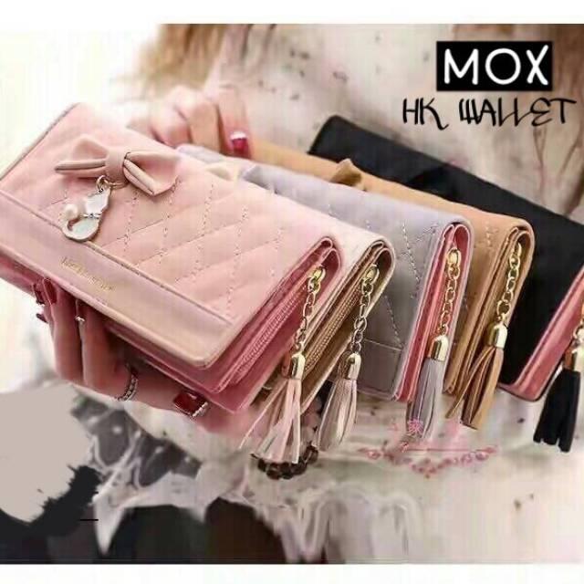 DOMPET MURAH Embos Kotak Kotak Lipat Supplier Wallet Wanita Lucu | Shopee Indonesia