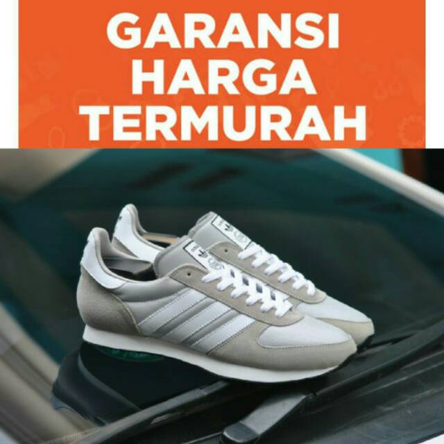 outlet store a313c 9a2b5 Sepatu Adidas ZX Racer Original BNWB Grey - Adidas Neo ZX Racer Original  BNWB - Sneakers Olahraga