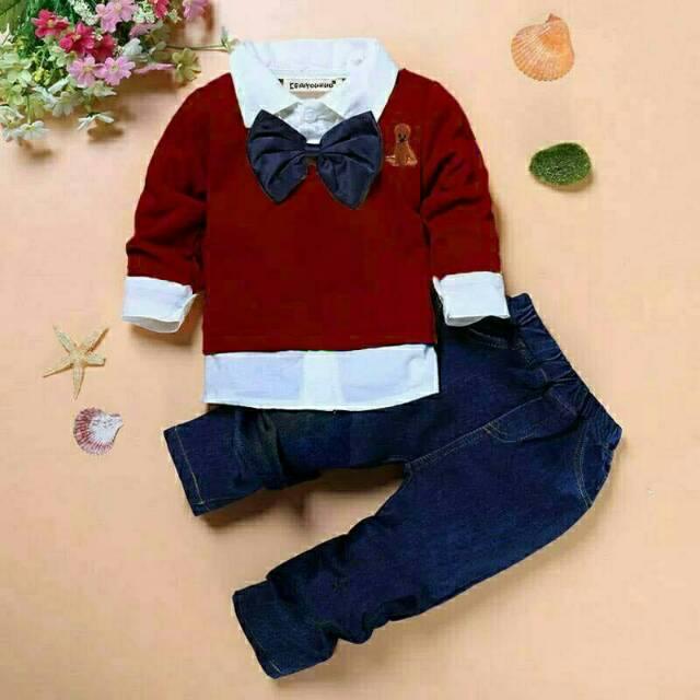 Cara Memilih Pakaian Untuk Anak Umur 2 Tahun