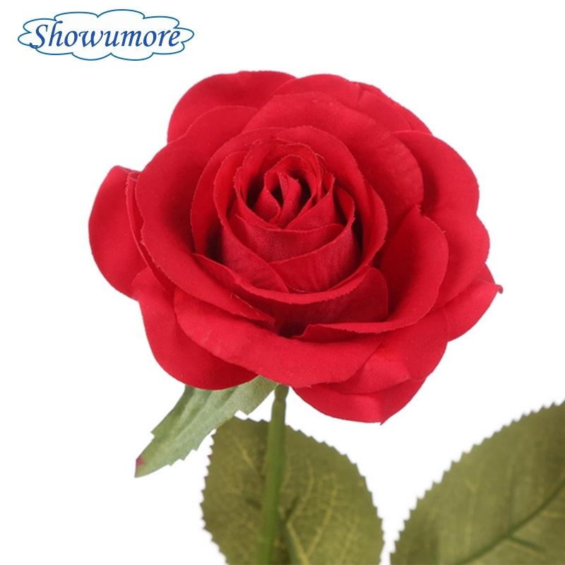 Ready Stock Lampu Tumblr Bunga Mawar Plastik Dalam Tabung Kaca Base Kayu Untuk Dekorasi Shopee Indonesia