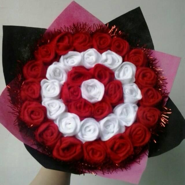 Buket Bunga Bunga Wisuda Anniversary Mawar Bunga Fanel