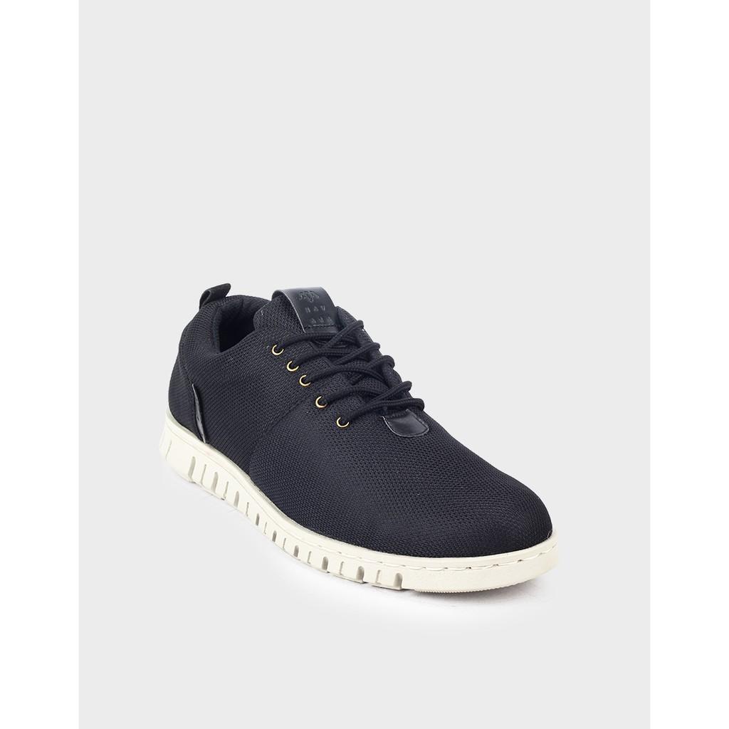 Dr Kevin Men Sneakers 13373 Black Shopee Indonesia Women 43320 Hitam 40