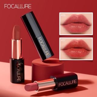 (24 Jam) Focallure Lipstik Matte Dengan Pelembab 20 Warna thumbnail