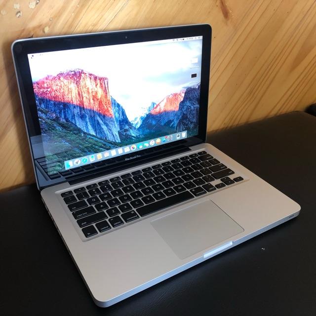 Macbook Pro 13inch Mid 2012 Md102 Mulus Bandung Shopee Indonesia