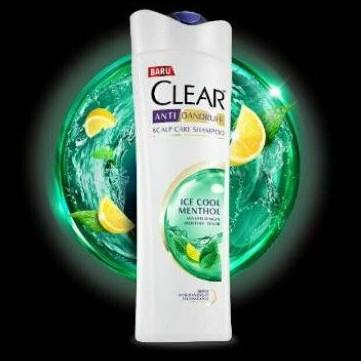 Shampo clear 160 ml-1