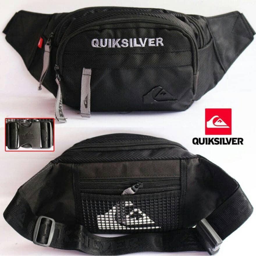 tas pinggang waist bag kompek pria quiksilver original  f5a81fd551
