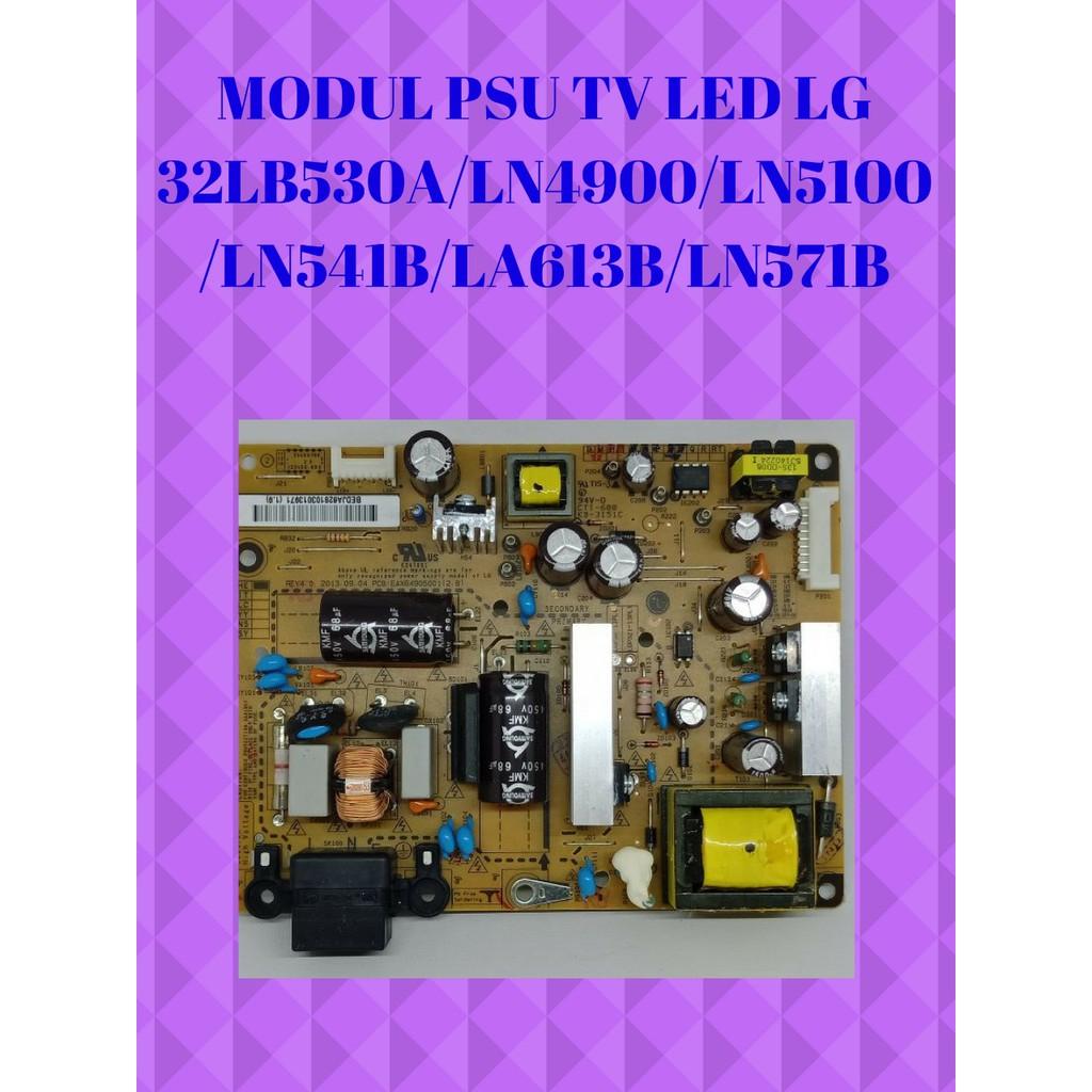 Modul Psu Tv Led Lg Model 32lb530a 32ln4900 32ln5100 32ln541b 43lh500t 43 Inch Khusus Jabodetabek 32la613b 32ln571b Shopee Indonesia