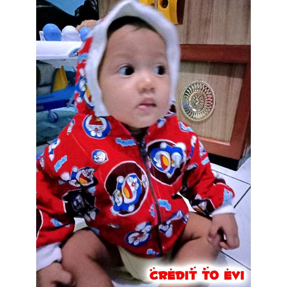 Jaket Anak Bayi 0-12 bulan