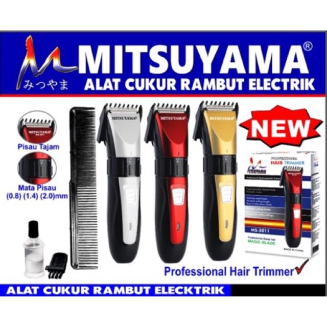 Dijual Alat Cukuran Rambut Elektrik Small Mountain Barbershop Barber Salon  Diskon  67e591d49b