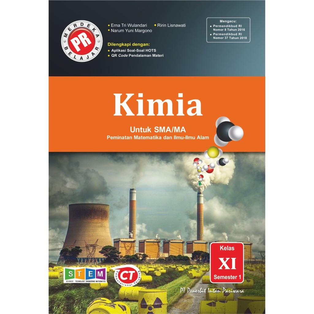 Buku Pr Kimia Sma Kelas 10 11 12 Intan Pariwara Semester 1 Dan 2 Th 2020 2021 Shopee Indonesia