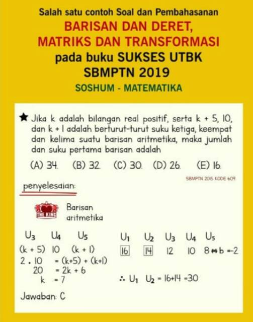 Contoh Soal Try Out Utbk 2019 - Dunia Sosial