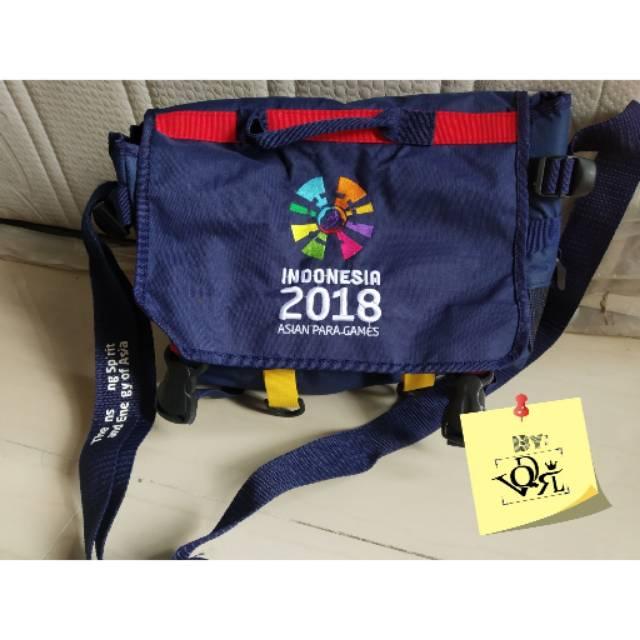 Tas selempang asian games 2018 volunteer