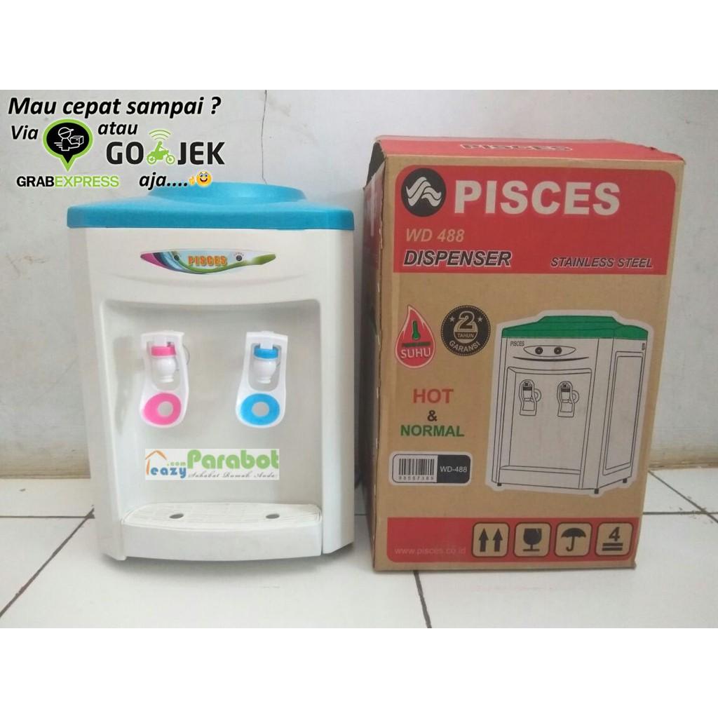 Dispenser Sanex D188 Panas Normal Ada Tutupnya Shopee Indonesia Galon D102 D 102 Hot Dan Garansi