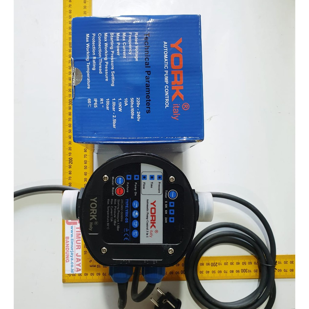 Automatic Pressure Control York YRK 05 APC Otomatis Pompa ...