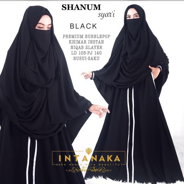 Gamis palestina Palestine palestin dress hitam edition busana khimar Palestine  jilbab palestina  5e82ae153d