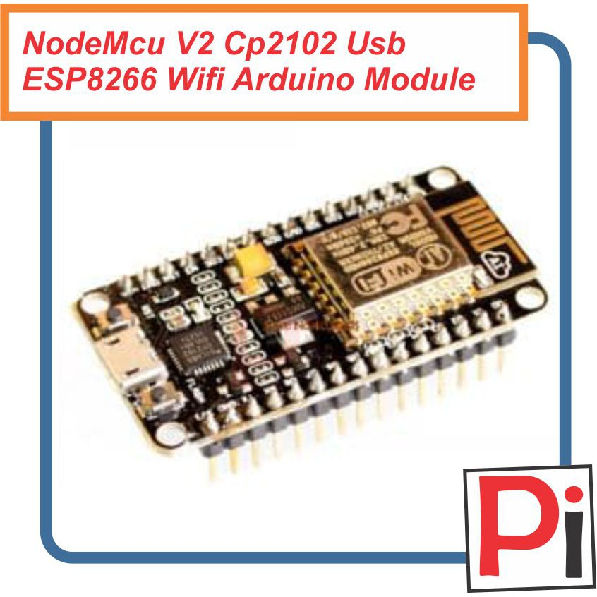 NodeMcu Lua ESP8266 CP2102 USB WIFI Internet of Things development board  ESP-12E ESP12E IOT