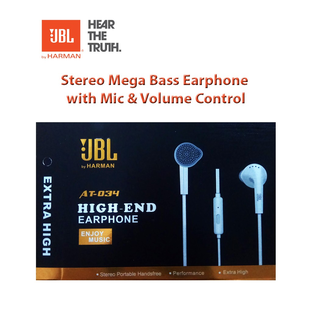 Earphone JBL AT034