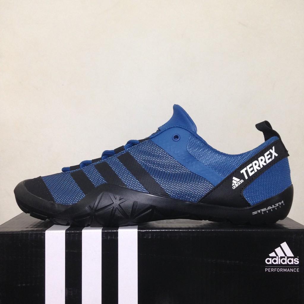 3b2b749f9d670b Sepatu Outdoor Adidas Terrex Climacool Jawpaw Lace Navy BB0733 Original  BNIB