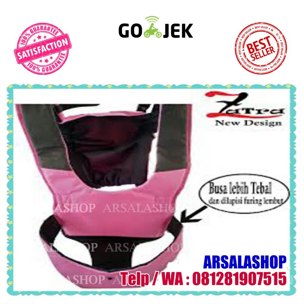 Zatra Original Sabuk Bonceng Free Ongkir Anak New Apro Merah Multifungsi Boncengan Motor Safety Belt Shopee Indonesia