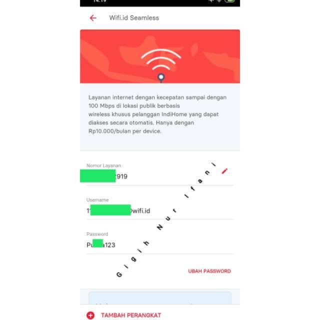 Akun Seamless Wifi Id Sampe Koid Bergaransi Shopee Indonesia