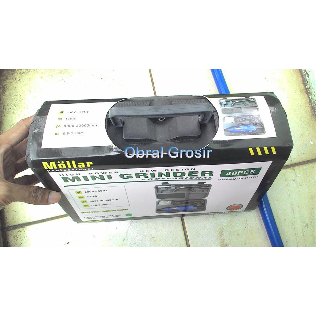 Jual Nankai Mini Die Grinder Drill Bor Gerinda Potong Poles 40pcs Bitec Set 80 Pc Tuner Botol Sgm 3000 Termurah Shopee Indonesia