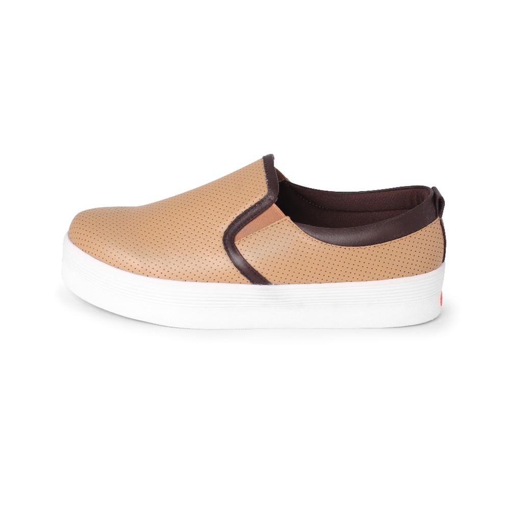 Ardiles Men Pasadena Sepatu Slip On Coklat Shopee Indonesia Money Vesto 41