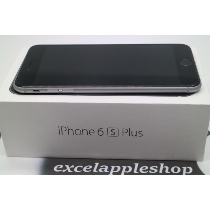 iphone 6s plus 128gb grey second ex inter  7f689a0788