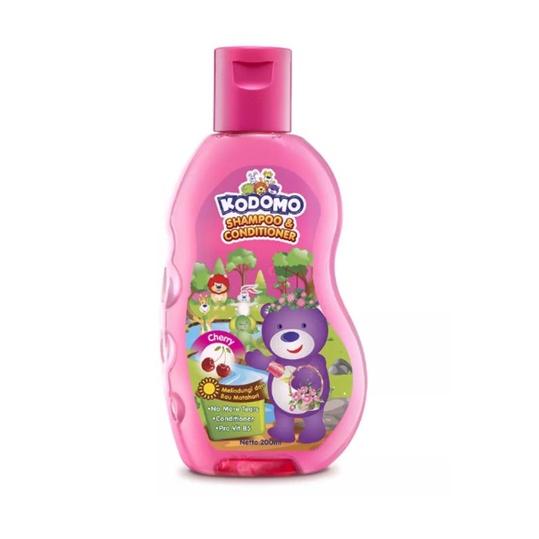 KODOMO Shampoo Botol Gel  [ 200ml ]-1