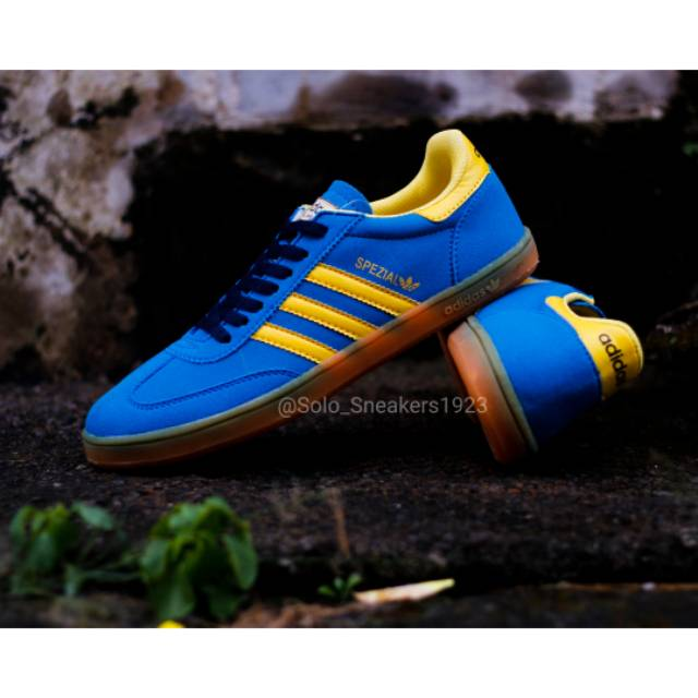 Bisa Cod Sneakers Kasual Sepatu Adidas Spezial Samba Munchen