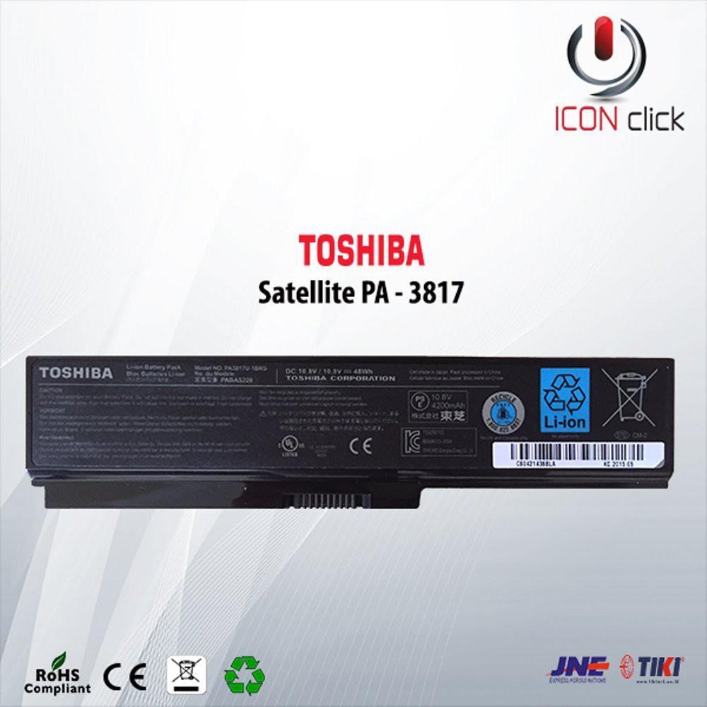 Replacement Baterai Toshiba Satellite C600 C640 C645 C650 C655 L630 C600d C640d C635 C605 Oem Original L675 L730 L735 L740 L745 L750 L755 L770 L775 L670 M645 P745