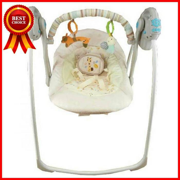 (LIMITED) Babyelle Portable Swing Terbaru