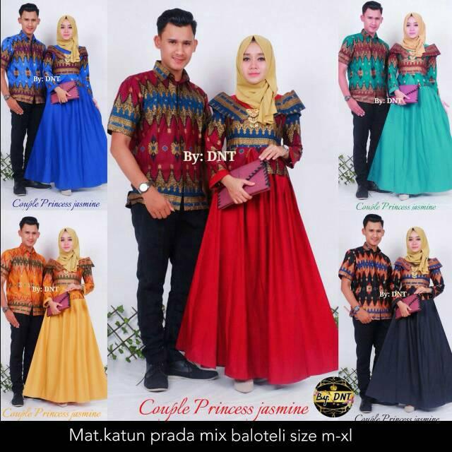 Maura Couple - Sania Ruffle Batik Couple ori Ndoro jowi DNT Garansi  Termurah Shopee - SHOPASHOP SVNA  7305e395b5