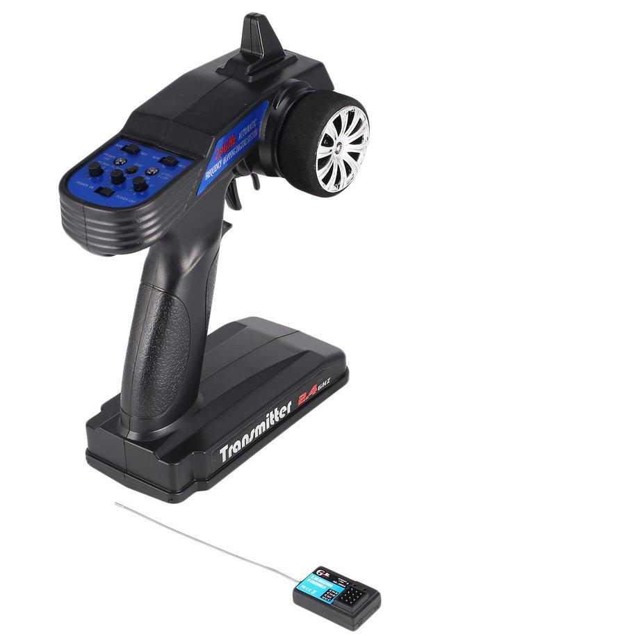 2.4G GT-2 Sport 2CH Transmitter Receiver Radio Control Remote System for RC Car