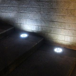 ♥ 8/16LED énergie solaire enterrée lumière sous le sol lampe de jardin  terrasse