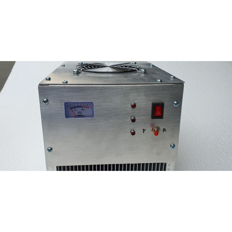 Boster 2 meter 2000 Watt Mosfet 2 x BLF188XR 2kW Booster VHF 144Mhz