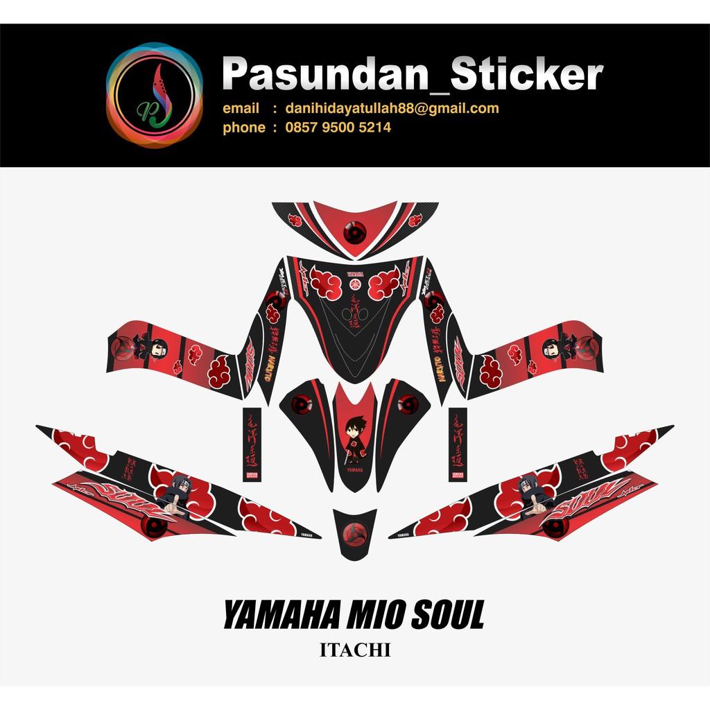 Yamaha mio soul itachi shopee indonesia