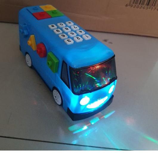 Mall Mainan Tayo Little Bus School Mobil Tayo Lampu No Pr 17271 1 24 Shopee Indonesia
