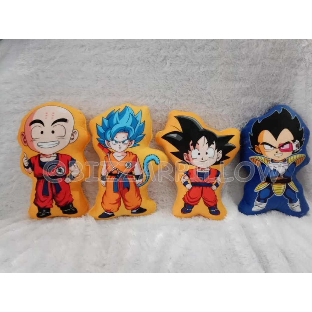8b6978ecbcc Bantal Naruto One piece Dragonball karakter | Shopee Indonesia
