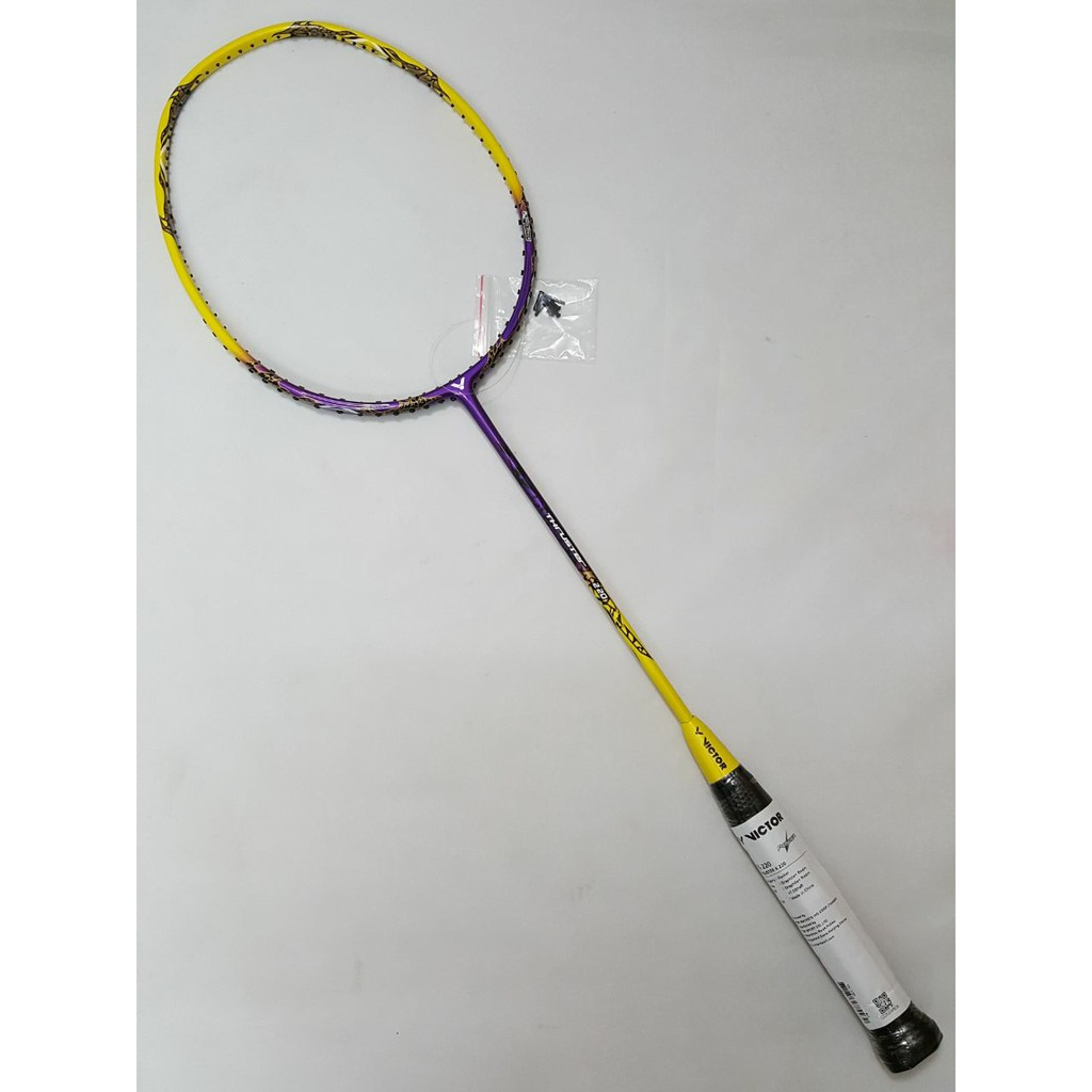 Raket Badminton Victor Thruster K 15 Bulutangkis Tk Onigiri Orange Free Tas Senar Dan Grip Shopee Indonesia