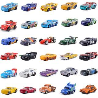 Gratis Ongkir Disney Pixar 39 Style Cars 3 New Lightning Mcqueen Jackson Storm Smokey Diecast Metal Shopee Indonesia