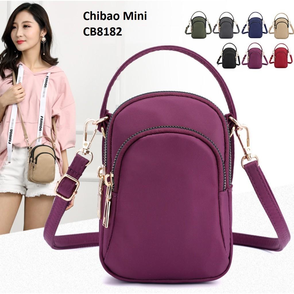 Ennwen TCH01 Tas Wanita CHIBAO Mini CB8182 Import Jinjing ...