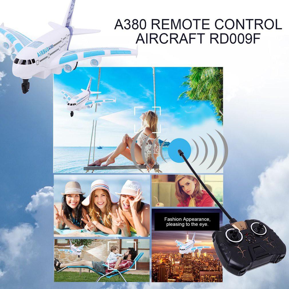 Renda Pesawat Terbang Airbus A380 Dengan Remote Control Shopee 04 Kontrol Indonesia
