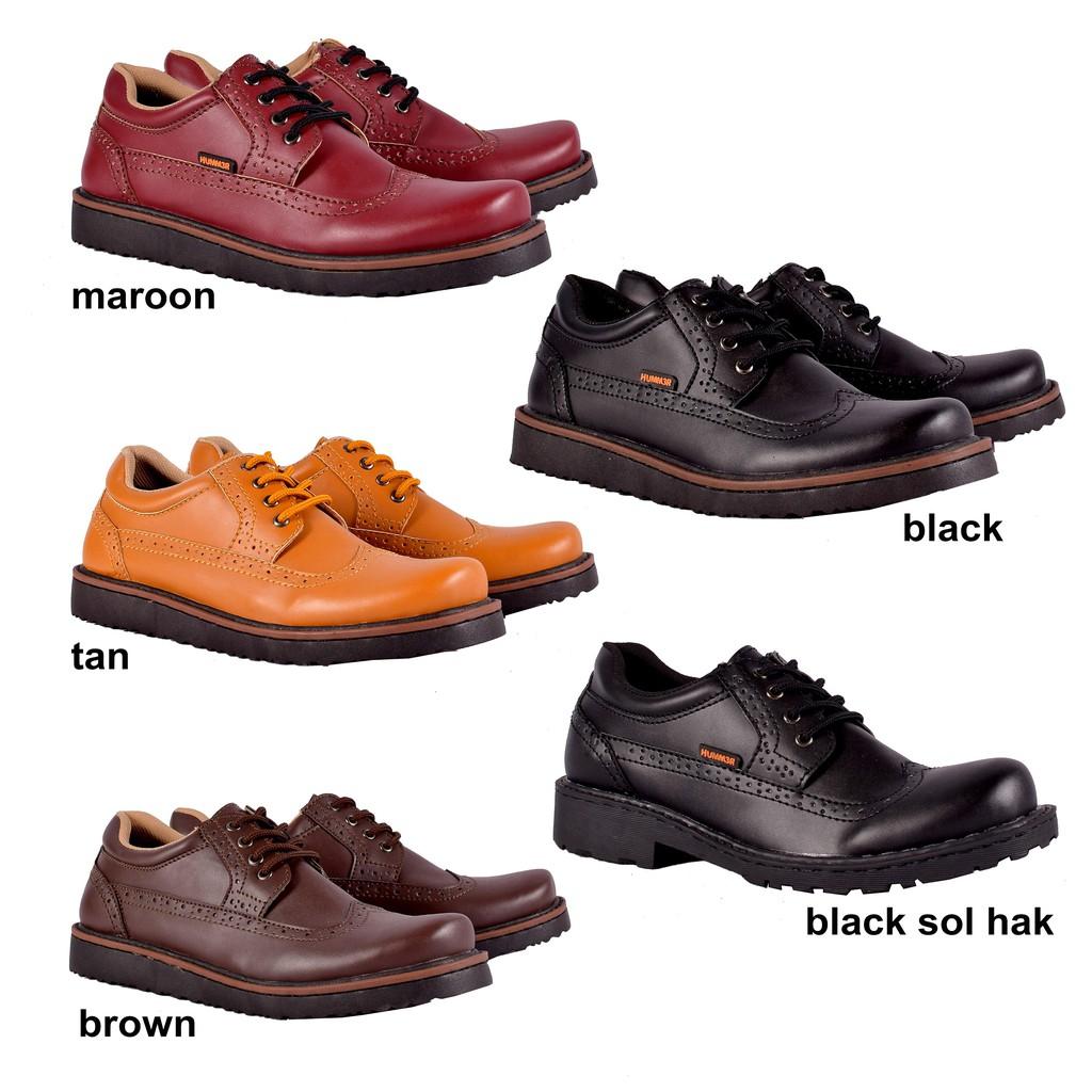 Sepatu Formal Pria WATCHOUT WV 3003303 21 Sepatu Semi Formal Pria ... 1802a8a396