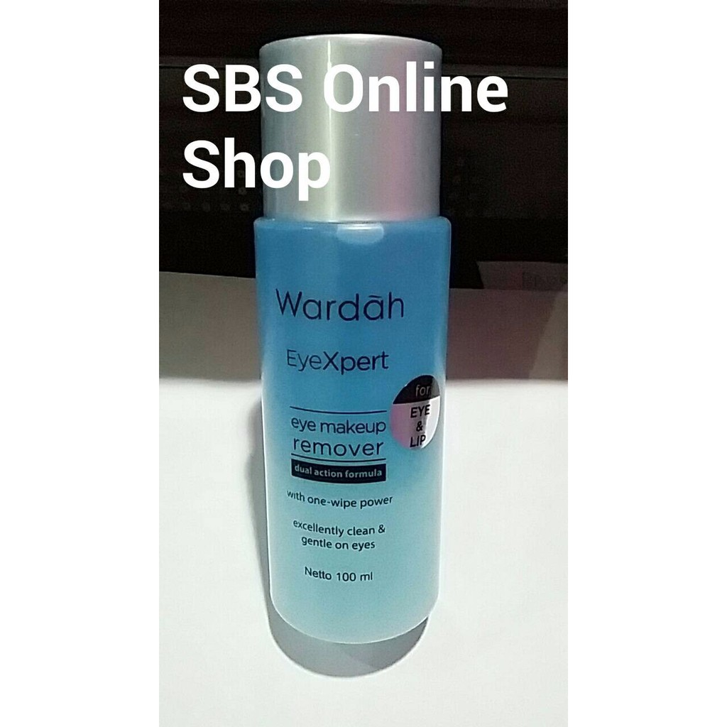 Wardah Make Up Remover 100 Ml Shopee Indonesia Kit Special Edition