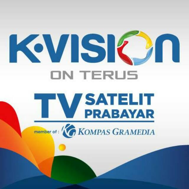 TopUp Paket K-Vision | Ada 5 Jenis