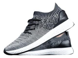 💕free kaus kaki】Sepatu Sneakers Casual Korea Bahan Breathable untuk Musim Gugur